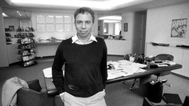 Photo of Lutto nell'editoria mondiale
