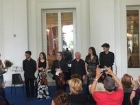 Photo of Villa Pignatelli si veste di musica