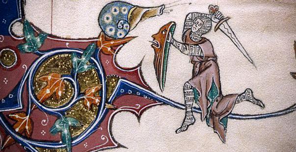 cavalieri medievali