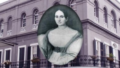 Photo of Madame Delphine LaLaurie