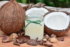 Photo of Olio di cocco bello, olio di cocco fresco!
