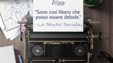 Photo of #lafrasedelgiorno