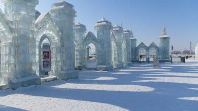Photo of Il magico regno di ghiaccio esiste: Harbin, la città di ghiaccio