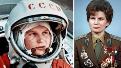 Photo of Valentina Tereškova – Personaggio della settimana