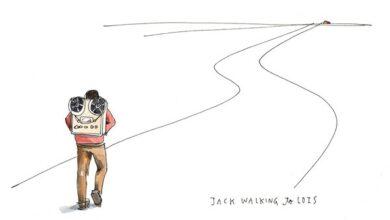 Photo of L'universo, una canzone – Jack Kerouac e il potere della gentilezza