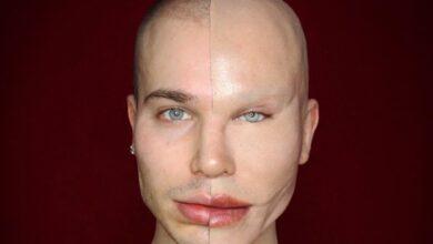 Photo of Alexis Stone e la falsa trasformazione: la denuncia all'ipocrisia del web