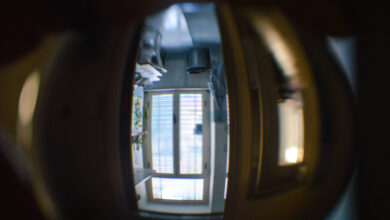 Photo of Occhio, mondo capovolto