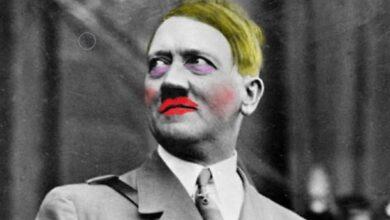 Photo of La signorina Adolf Hitler