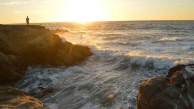 Photo of Vuoi sentirti bene? Guarda il mare!