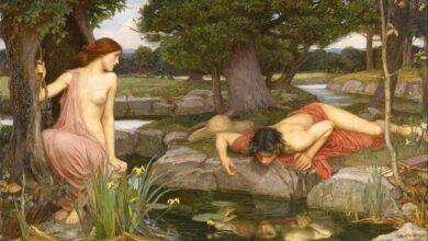 Photo of Il riflesso di Narciso
