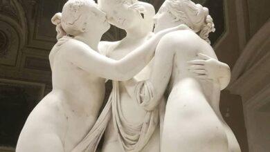 Photo of Il dialogo amoroso tra antico e moderno: Canova al Museo Archeologico Nazionale di Napoli