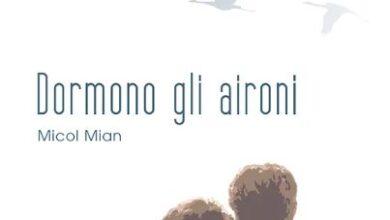 """Photo of """"Dormono gli aironi"""" di Micol Mian: un viaggio di poesia e delicatezza nell'amore"""
