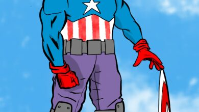 Photo of Capitan America