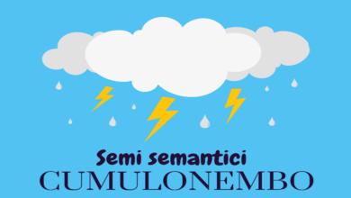 Photo of Semi Semantici: Cumulonembo