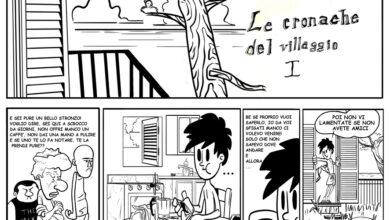 Photo of Le Cronache del Villaggio – Striscia 1