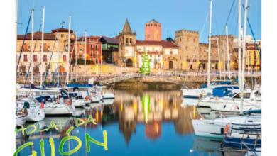 Photo of Un giorno a Gijón: cavalcare le onde bevendo sidro!