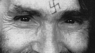 Photo of Charles Manson, storia di un killer che sognava Hollywood