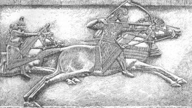 Photo of Assurbanipal