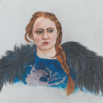 Porcelain, Ivory, Steel: The Lady of Winterfell