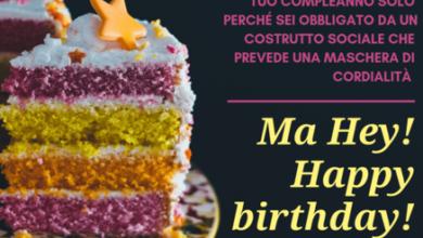 Photo of La dura verità: il compleanno a cui non volevo invitarti