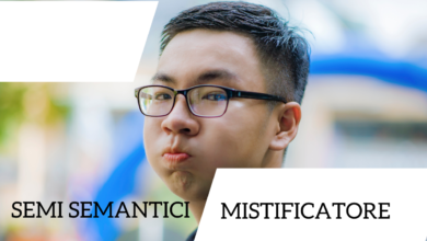 Photo of Semi semantici: Mistificatore