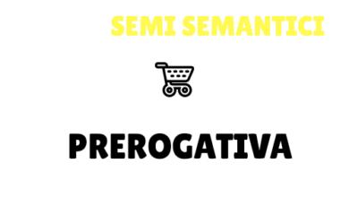 Photo of Semi semantici: prerogativa