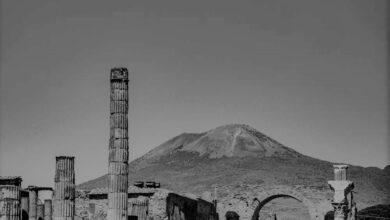 Photo of Pompei letteraria e altre storielle: Je aggia ie a Pumpeje