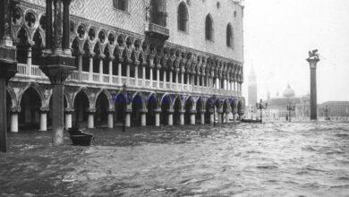 Photo of Venezia, la bellezza allagata