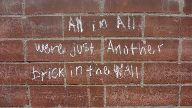 """Photo of Tutti i muri sono destinati a crollare: """"The Wall"""" quaranta anni dopo"""