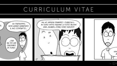 Photo of Precarious: il Curriculum Vitae