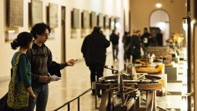 Photo of Cinque tipi di persone che incontri al museo