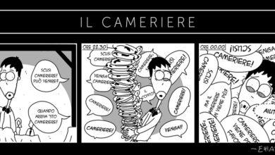 Photo of Precarious: il cameriere