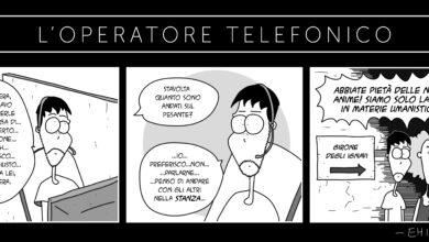 Photo of Precarious: l'operatore telefonico