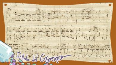 Photo of La triste storia delle partiture musicali