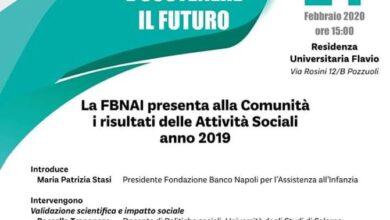 Photo of FBNAI – 2019, l'anno di svolta per le Politiche Sociali