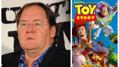 Photo of John Lasseter