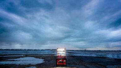 Photo of L'umanità dei distributori automatici in Giappone: RoadsLights di Eiji Ohashi