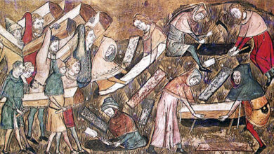 Photo of Giudeofobia durante la peste nera