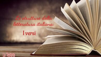 Photo of I versi della letteratura italiana