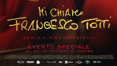 Photo of Mi chiamo Francesco Totti: il Pupone debutta sugli schermi d'Italia