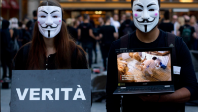 Photo of Anonymous for the voiceless: una questione di coerenza?