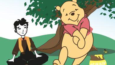 Photo of Winnie the pooh – l'orsacchiotto poeta e canterino