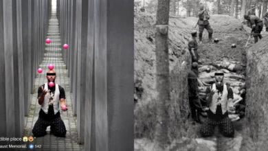 Photo of Non solo 27 gennaio: Yolocaust ricorda tutti i giorni