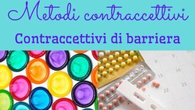 Photo of Metodi contraccettividi barriera