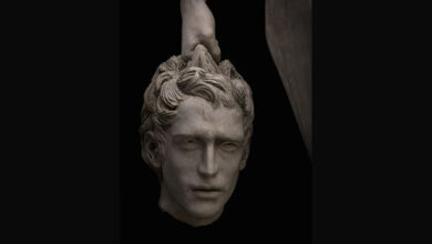 Photo of Intervista a Luciano Garbati: le metamorfosi di una scultura