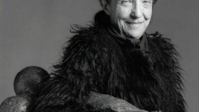 Photo of Louise Bourgeois– Personaggio della settimana