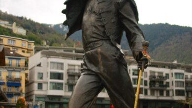 Photo of Monumento a Freddie Mercury a Montreux