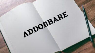 """Photo of La parola """"Addobbare"""""""