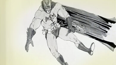 Photo of Batman, l'uomo in calzamaglia