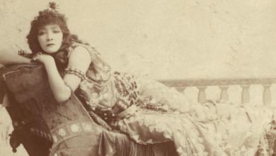Photo of Sarah Bernhardt – Personaggio della settimana